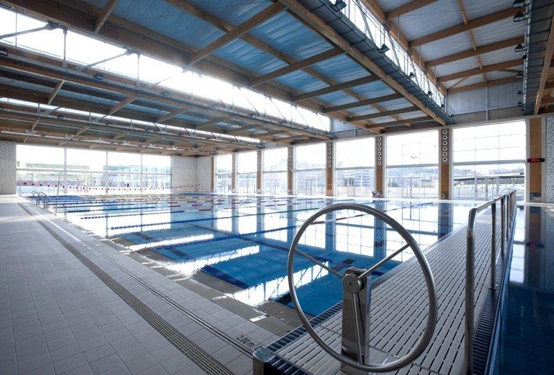 Serveis de manteniment tècnic a piscina municipal Lloret - Ndavant