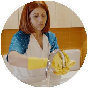 Serveis de neteja i desinfecció