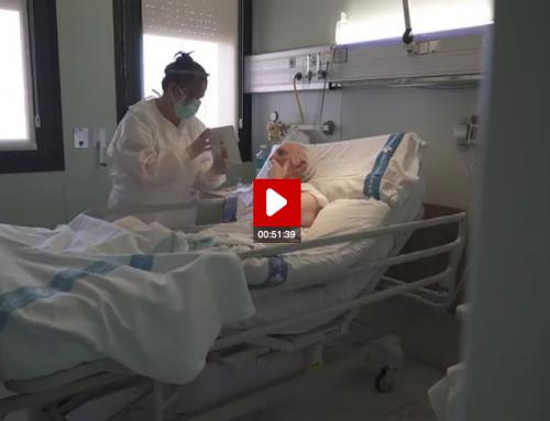 Mientras aplaudíamos. Un retrato documental sobre el Hospital Vall d'Hebron