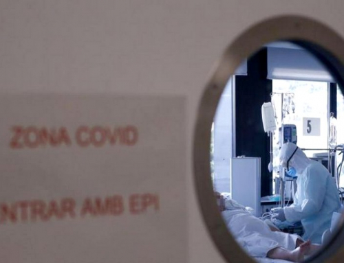 Las personas profesionales de la limpieza del ámbito hospitalario también conforman la primera línea contra el coronavirus