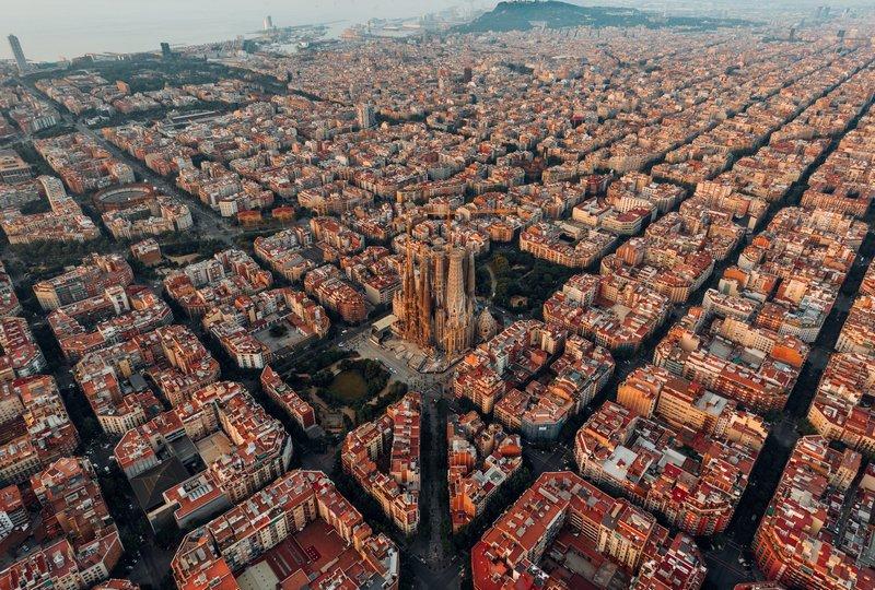 Manteniment instal·lacions a edificis corporatius de Barcelona